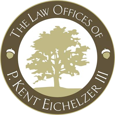 Law Offices of P. Kent Eichelzer III Logo