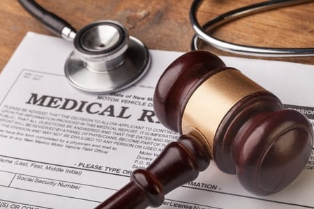 Medical Malpractice personal injury law | Law Offices of P. Kent Eichelzer III